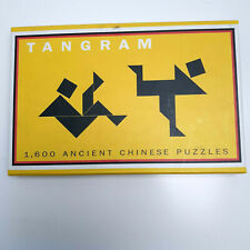 Tangram Chinese Puzzle Game  E39
