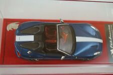 BBR 1/43 Ferrari F60 America - Blue - #25 of 60 pieces
