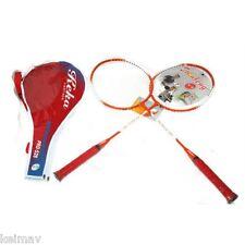 Keka 528 Badminton Racket (Red)