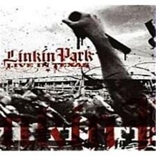 LINKIN PARK LIVE IN TEXAS CD AND DVD ALL REGIONS NTSC NEW