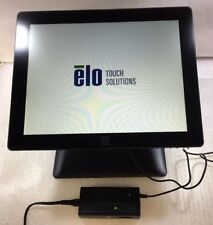 "ELOTouchscreen 15"" Monitor ET1523L-8UWA-1-BL-MT-ZB-G  E394454 W/AC TESTED @@@"