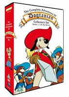 The Complete Adventures Of Dogtanian [DVD][Region 2]