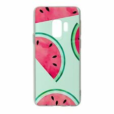 For Samsung Galaxy S9 Silicone Case Tropical Water Melon Fruit - S770