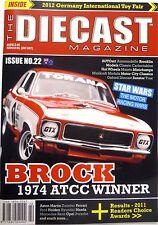 Diecast Magazine #22 Biante Classic Bathurst Ford Holden Brock Aston Martin Opel