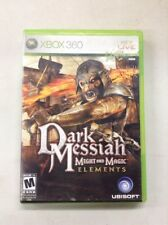 Dark Messiah of Might and Magic: Elements (Xbox 360, 2008) Complete