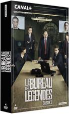 LE BUREAU DES LEGENDES - Saison 3 - COFFRET DVD NEUF SOUS BLISTER