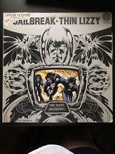 THIN LIZZY JAILBREAK 1976 Canadian Press 9102 008 VINYL VG+EX