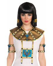 Adults Womens Deluxe Egyptian Pharoah 2 Piece Collar Costume Accessory