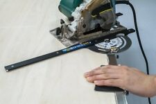 SHINWA Circular Saw Guide Mini Free Angle 2 Adjustable Bevel 30 cm 78179