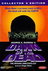 Dawn of the Dead (1978) Directors Cut  - George A . Romero [DVD] FAST SHIPPING