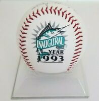 Florida Marlins Inaugural Season Opening Day Limited Edition Baseball 1993 VTG