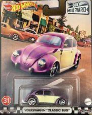 Hot Wheels Premium Boulevard Volkswagen Classic Bug
