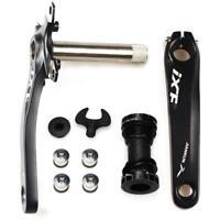 IXF Aluminum MTB Road Bike Bicycle Crankset Arm 170mm BCD 104 BB Bottom Bracket