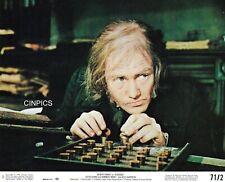 """ALBERT FINNEY IN """"SCROOGE"""" VINTAGE ORIGINAL 1970 8X10"""