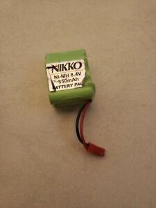 Nikko Akkupack Ni-MH 8,4V 350mAh  aus Lagerauflösung