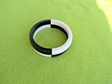 Art 2,5 cm breit Handarbeit 1077 Armreif Armband aus Resin
