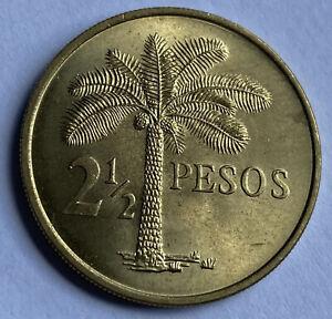 Guinea-Bissau 2 1/2 Pesos 1977 (KM#19) FAO
