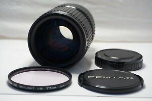 [NEAR MINT] PENTAX A SMC 645 Zoom 80-160mm f/4.5 Medium Format Lens JAPAN #89