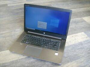 """HP Zbook Studio G3 Core i7 Gen6/ 16GB DDR4/ 256GB m.2/ 15.6"""" screen/ Win10Pro /B"""