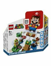 LEGO Super Mario Adventure with Mario 231 Pieces Starter Set (71360)