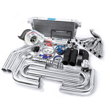 IS300 SC300 GS300 2JZ-GE 2JZGE T4 Turbo Kit + Turbonetics Hurricane 7868 Benita