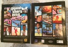 Grand Theft Auto Vice City Poster Ad Print Playstation 2 Rockstar