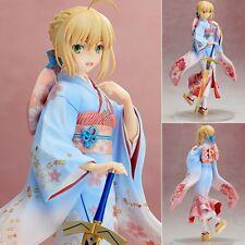 Anime Fate Stay Night Saber Kimono Version 1/7 PVC Figure New In Box