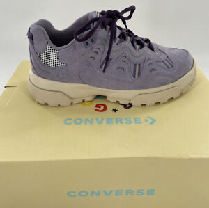 Converse x Tyler The Creator GLF Gianno OX Lavender Mens 6 Womens 7.5 Unisex