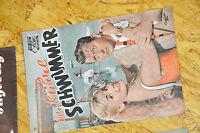 Der Kühne Schwimmer, Programmheft, DNFP Das neue Film-Programm 1958