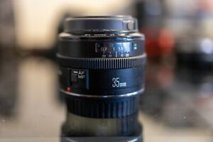 Canon EF 35mm f/2 Lens in Great Condition