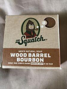 Dr. Squatch Soap | Wood Barrel Bourbon