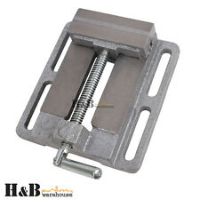 """4"""" 100mm Professional Drill Press Vice Bench Vise Clamp Die Cast Iron T0157"""