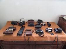 joli lot d appareils photos anciens canon minolta chinon photax.. et objectif