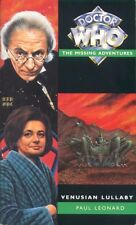 Dr Doctor Who Virgin Missing Adventures Book - VENUSIAN LULLABY - (Mint New)