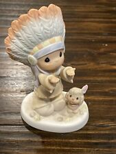 New ListingPrecious Moments Enesco The Lord Is Our Chief Inspiration 1996