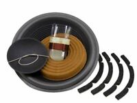 "Recone Kit for JBL L25 L36 125A 10"" Woofer Premium SS Audio 8 Ohm Speaker Parts"
