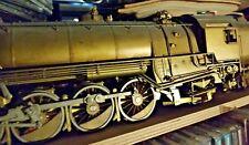 sunset brass 0 scale C&0 4-8-2 + vandy tender-2 RAIL never run!! 1979 BOX