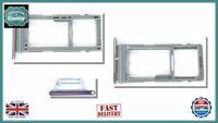 for Samsung Galaxy S10 G973F Micro SD / SIM Card Tray Holder WHITE