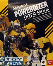 S.H. Figuarts Masked Kamen Rider Fourze Power Dizer Mode Bandai Exclusive Rare