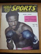 Nv/Dc-50 World Sports Magazine: Ezzard Charles-Fanny Blankers-Koen Boxeo [& t