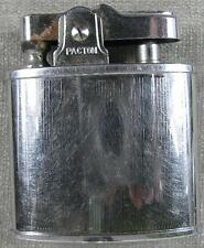 1950's Vintage PAC Pacton Japan Chrome Lighter