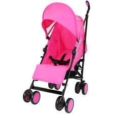 Zeta CiTi Stroller - Pink (Raspberry) From Birth