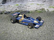 Eidai Co Walter Wolf Racing WR01 1977 1:43 #20 Jody Scheckter (SAF)
