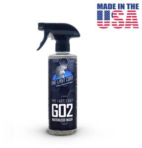 The Last Coat - TLC2-  GO2 Waterless Wash - Graphene + SiO2 Based 16oz