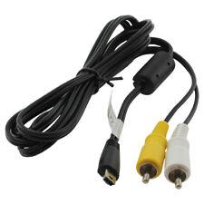 AV Kabel für Canon IXUS 117 HS / 125 HS Audio Video TV Kabel