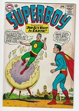 Superboy #121 F-VF 7.0 Curt Swan Superman DC National Comics Presents Clark Kent