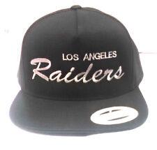 Baseball Cap NWA LA Raiders ice cube ,easy-e,snapback flatbill throwback........