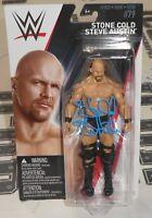 Stone Cold Steve Austin Signed WWE #79 Action Figure BAS Beckett COA Autograph