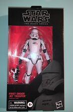 JET TROOPER First Order Star Wars Black 40th retro