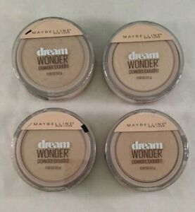 Maybelline Dream Wonder Powder Mirror & Applicator Included~ Choose Color